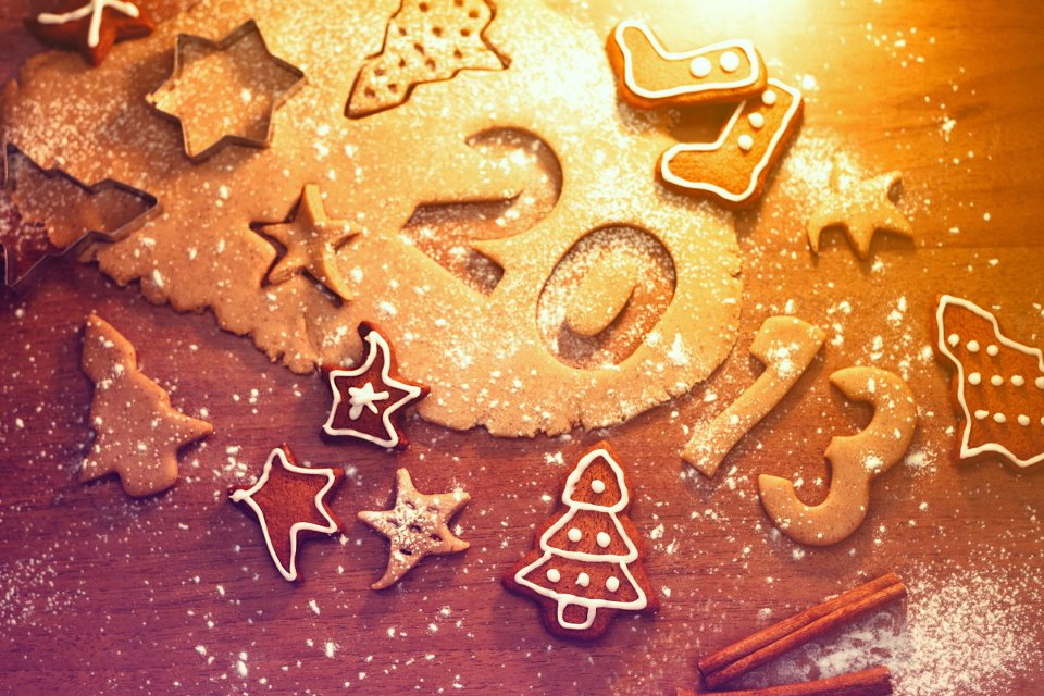 fondo de pantalla año nuevo 2013