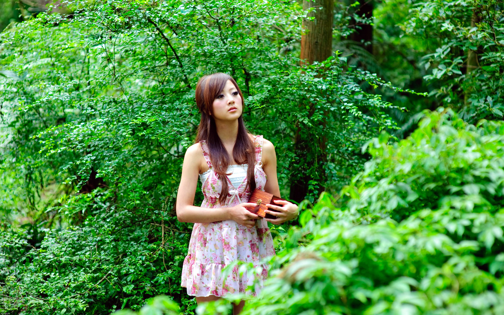 Foto Chica Asiatica