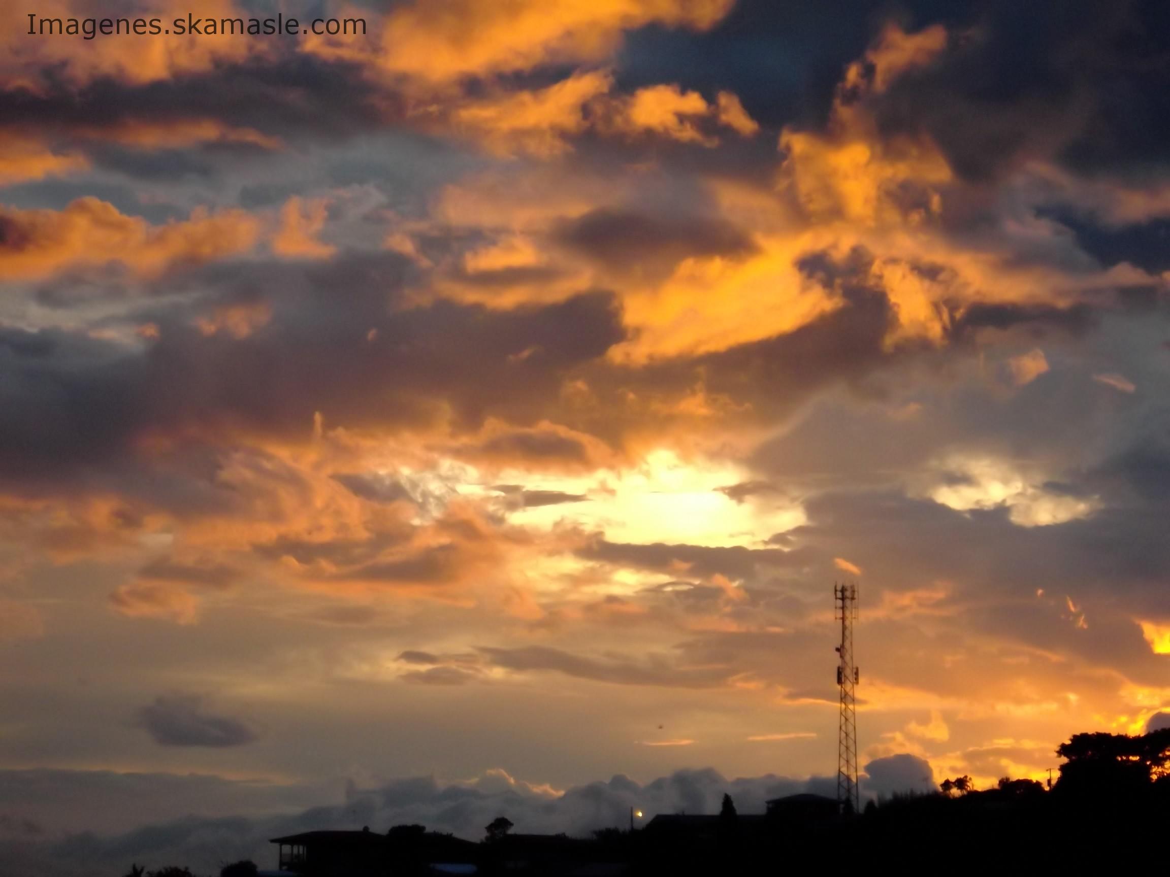 Foto Atardecer