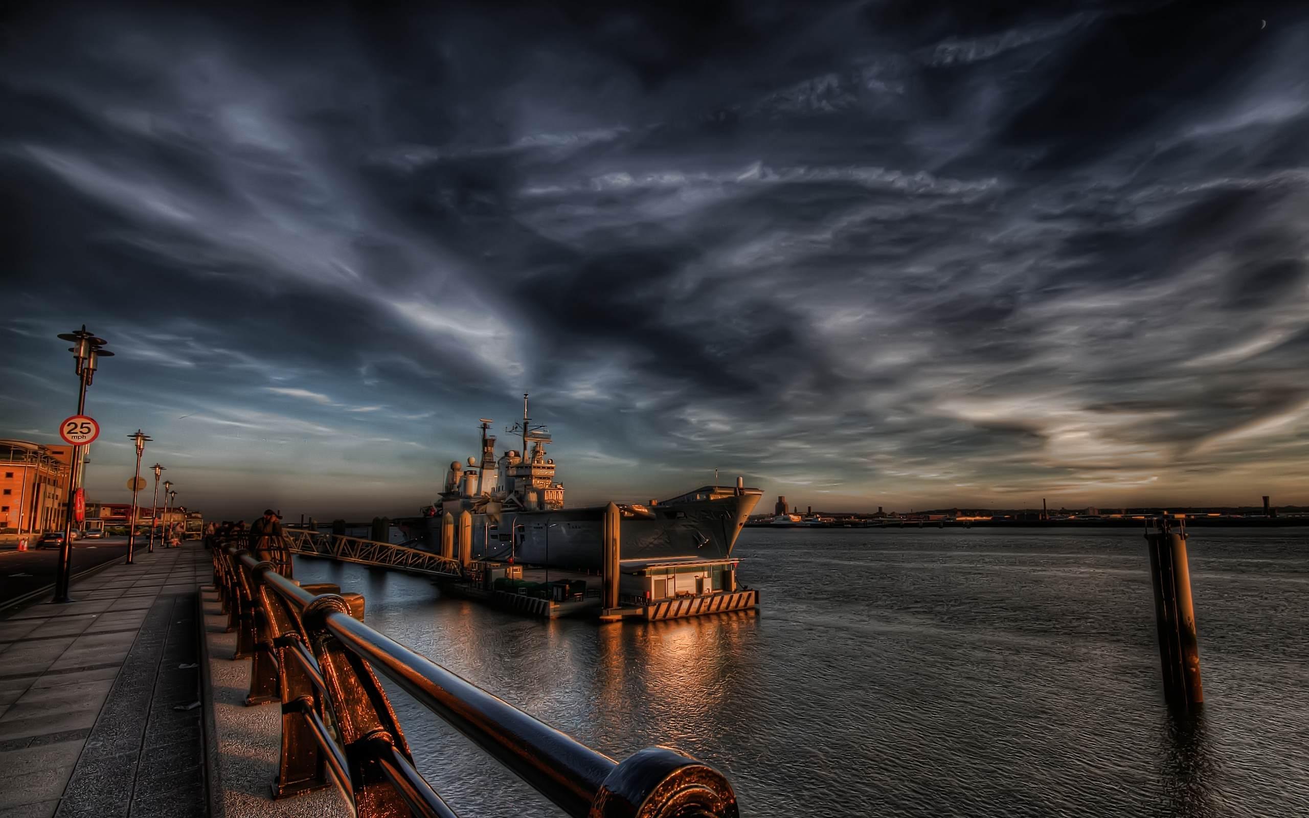 Barco Muelle