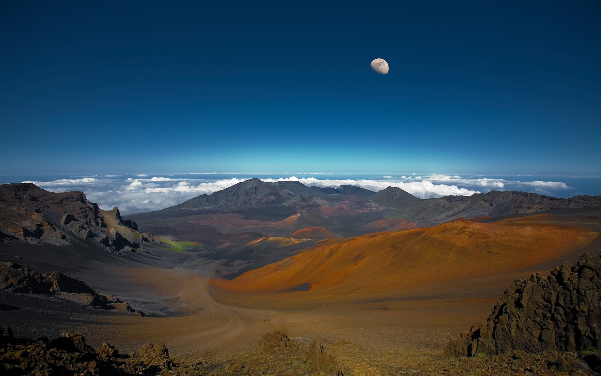 Foto Paisaje Desde La Montaña