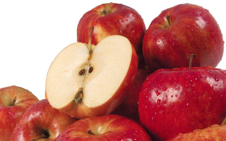 Manzanas Rojas Fotos