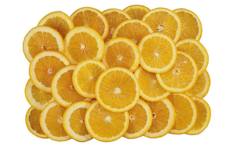 Naranjas Cortadas Calidad ALta