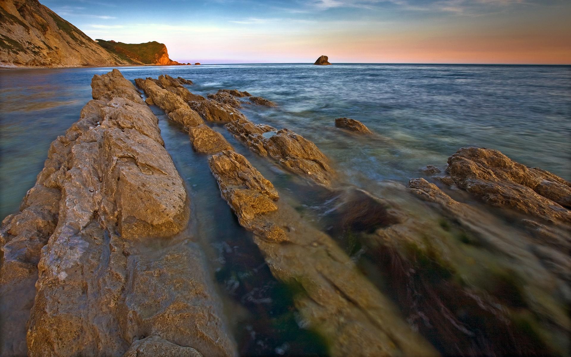Mar con Rocas