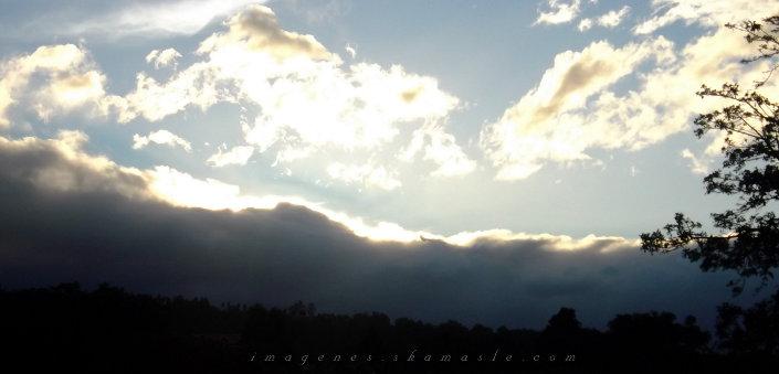 Imagen Saliendo el sol