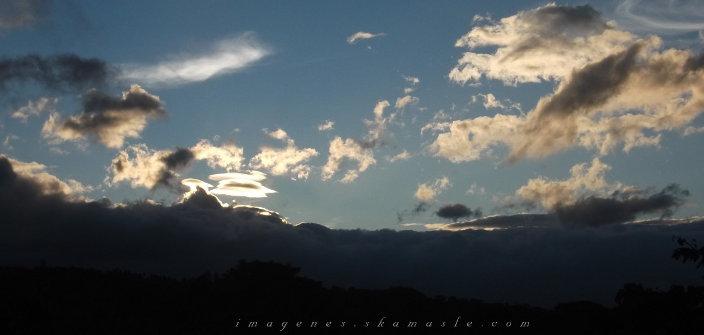 Fotografía Nubes y Amanecer