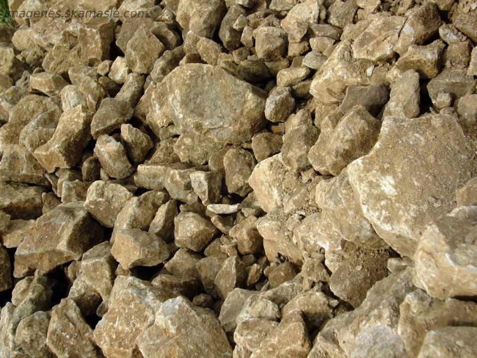 Foto Piedras - Textura